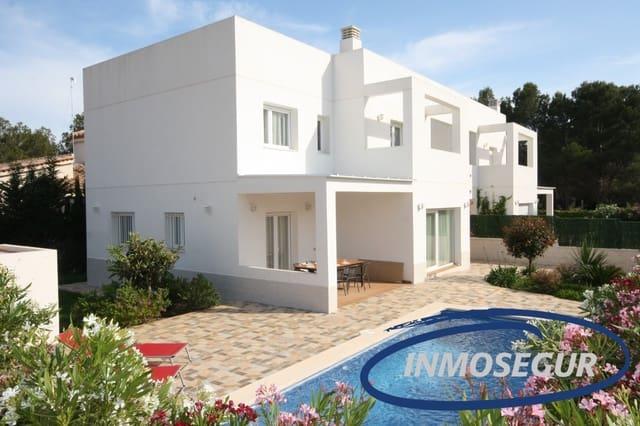 5 sovrum Semi-fristående Villa till salu i L'Ametlla de Mar med pool garage - 420 000 € (Ref: 4738633)