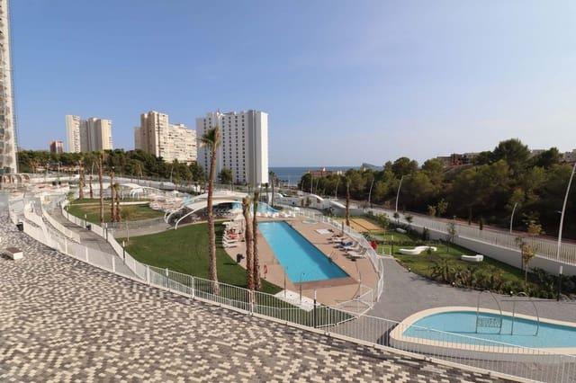 2 quarto Apartamento para venda em Benidorm com piscina - 330 000 € (Ref: 4662522)