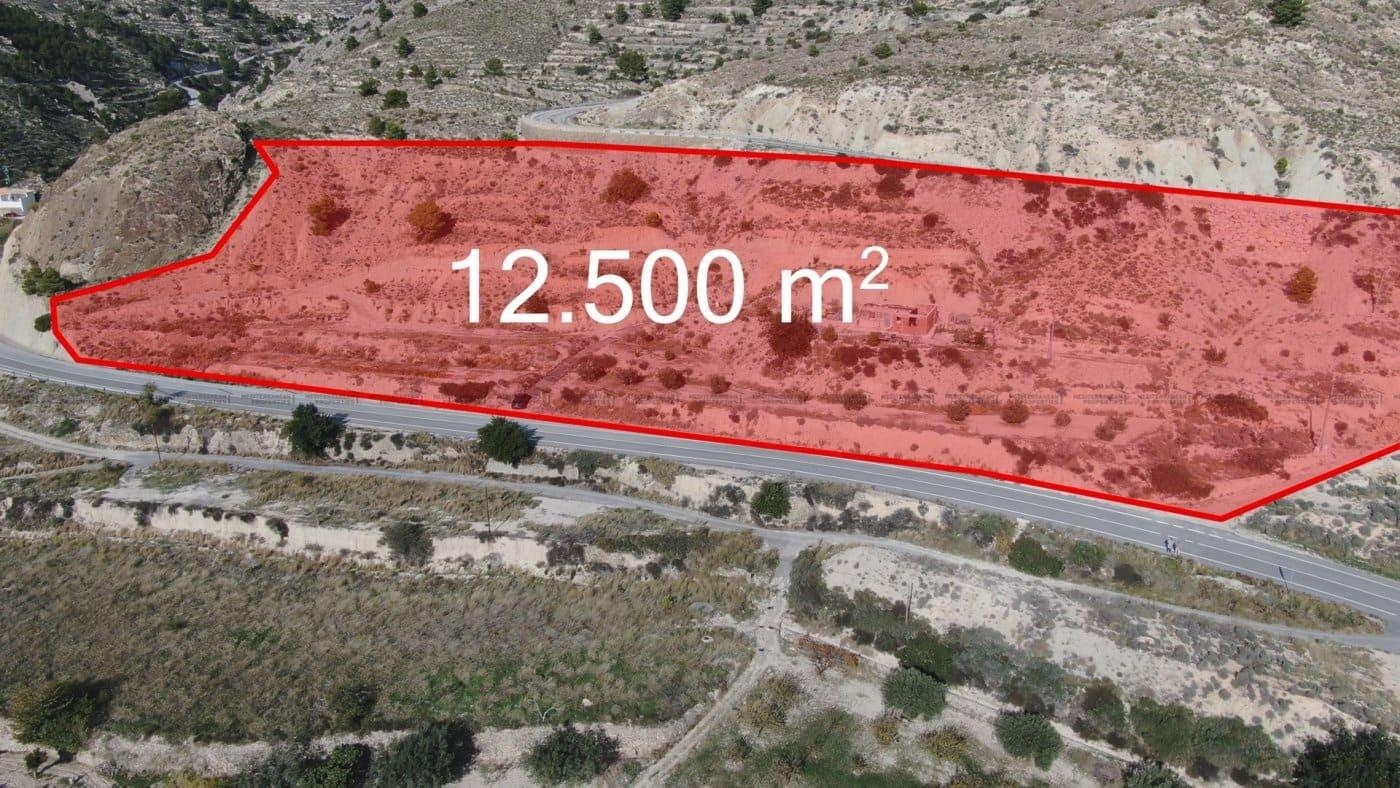 Terrain à Bâtir à vendre à Relleu - 112 000 € (Ref: 5042346)