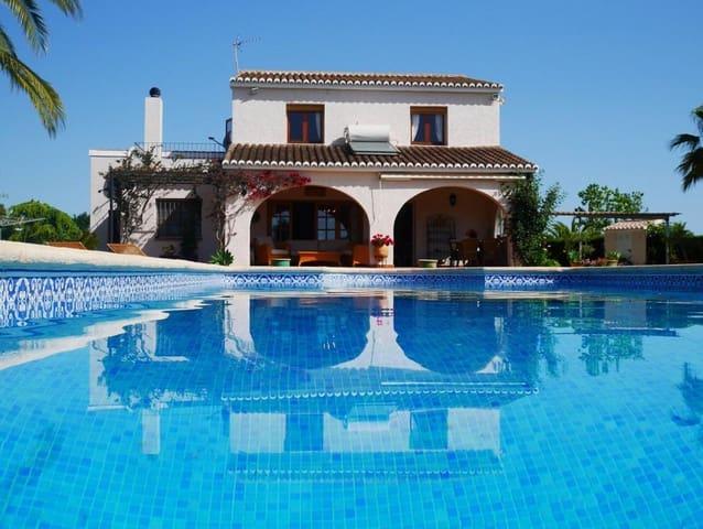 3 slaapkamer Finca/Landhuis te huur in Benissa met zwembad - € 1.500 (Ref: 1979446)