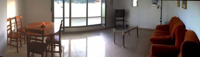 3 soveværelse Penthouse til leje i Jalon / Xalo - € 500 (Ref: 1986757)