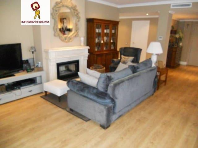 3 sypialnia Penthouse na sprzedaż w Benissa z garażem - 275 000 € (Ref: 3248614)