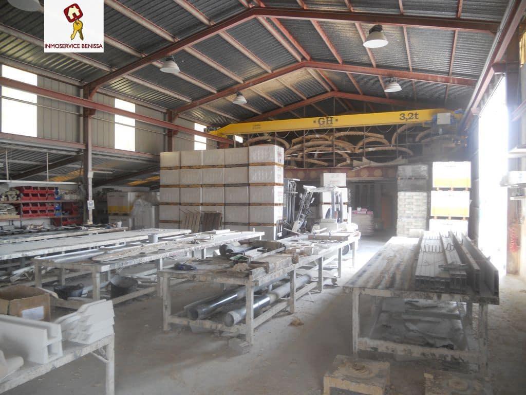 Yritys myytävänä paikassa Benissa - 475 000 € (Ref: 3610237)