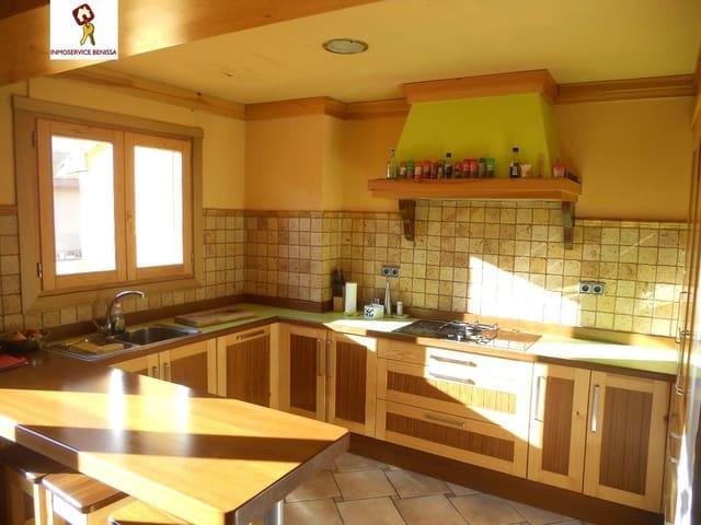 3 soveværelse Byhus til leje i Benissa - € 630 (Ref: 3734603)