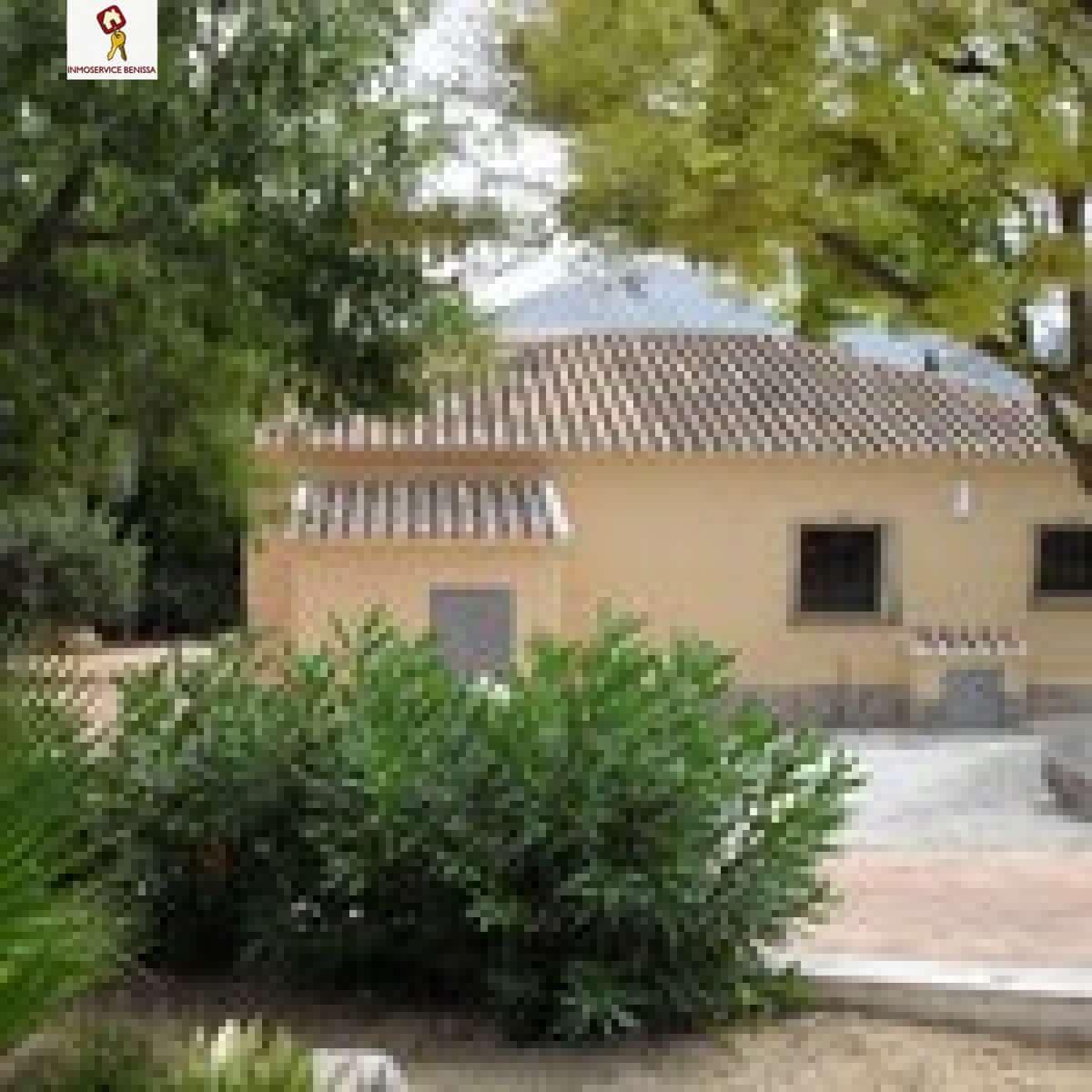 3 sovrum Villa att hyra i Jalon / Xalo - 750 € (Ref: 5341565)