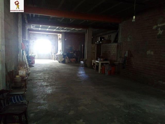 Garagem para venda em Benissa - 75 000 € (Ref: 6164451)