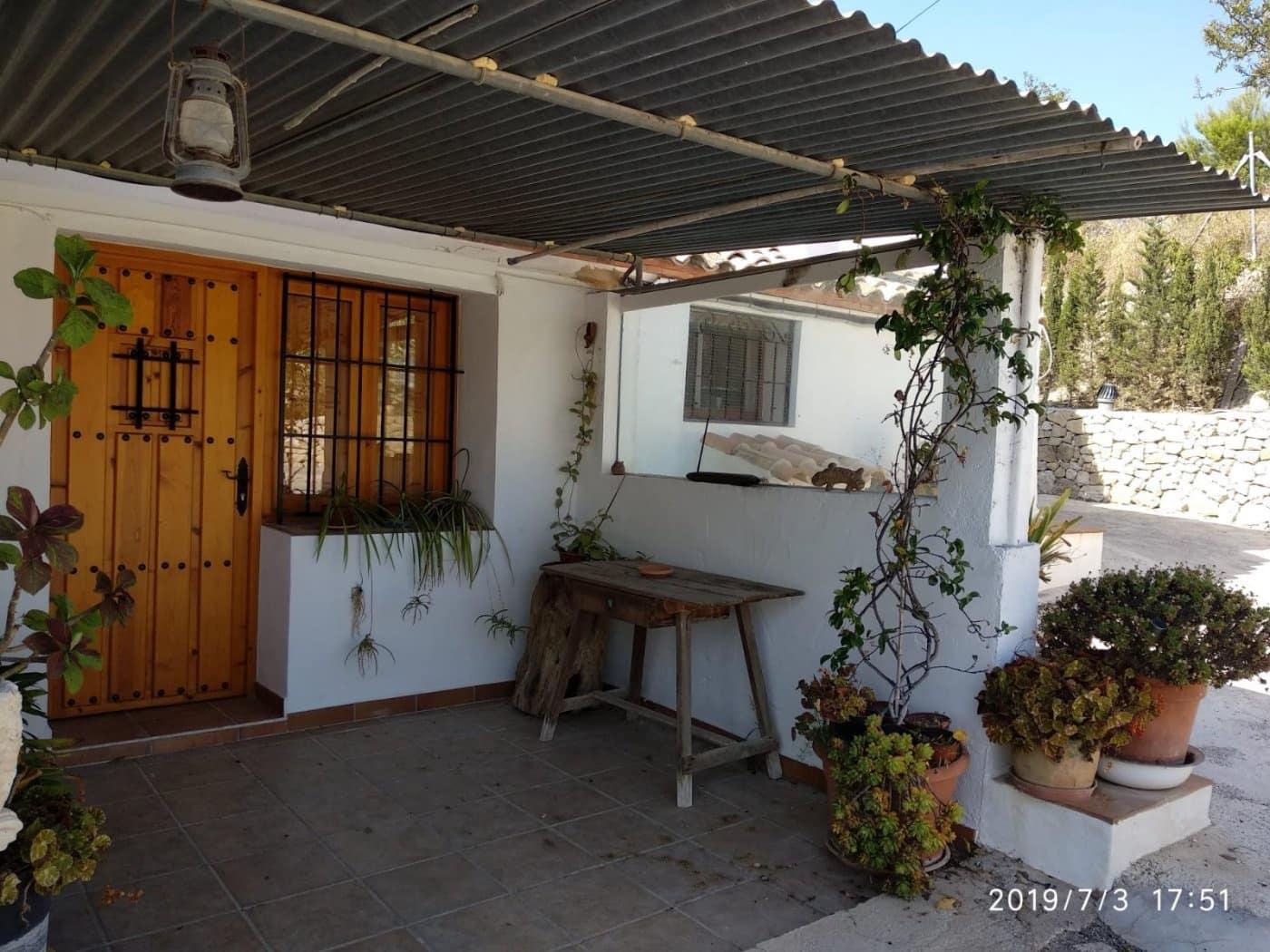 2 quarto Moradia em Banda para arrendar em Benissa - 600 € (Ref: 6325022)