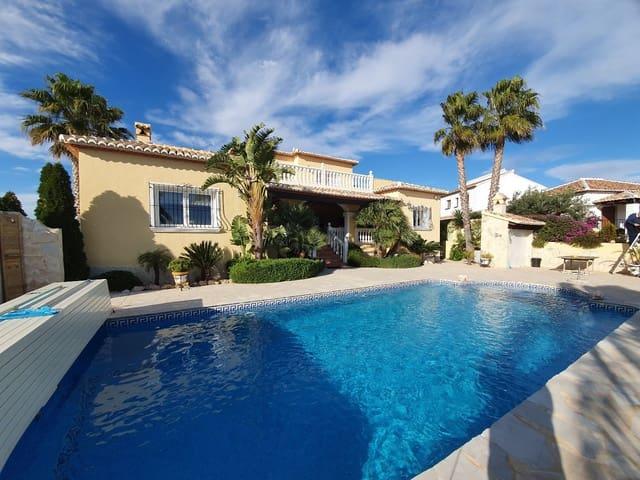 5 sypialnia Willa na sprzedaż w Ador z basenem - 499 950 € (Ref: 5247699)
