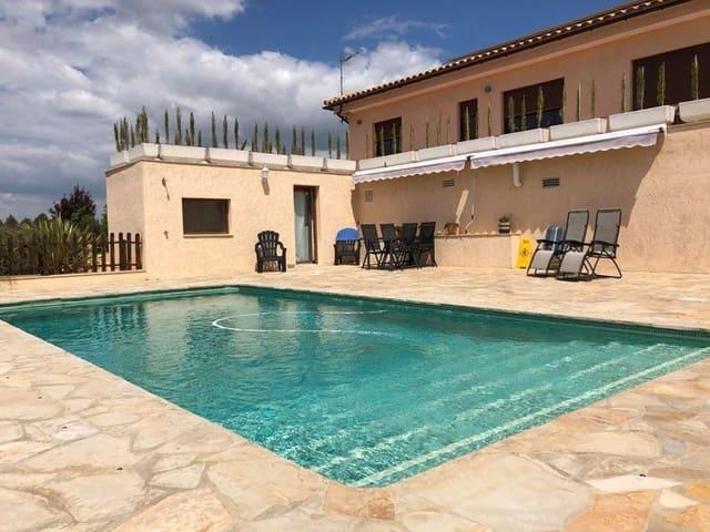 Chalet de 3 habitaciones en Fontanars dels Alforins en venta con piscina - 210.000 € (Ref: 5247842)