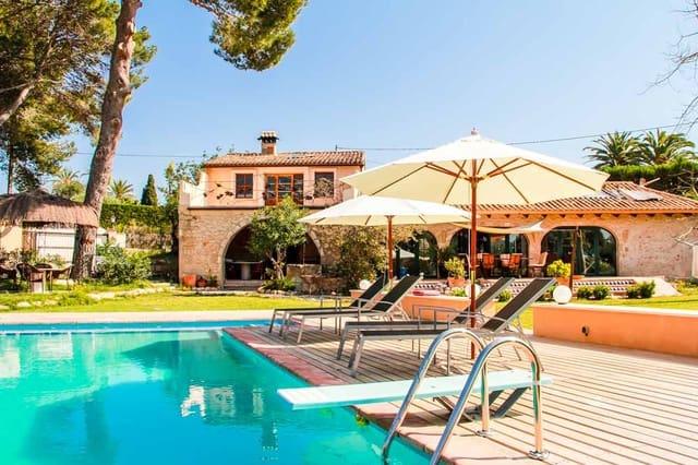Finca/Casa Rural de 4 habitaciones en Javea / Xàbia en venta con piscina garaje - 1.100.000 € (Ref: 5113393)