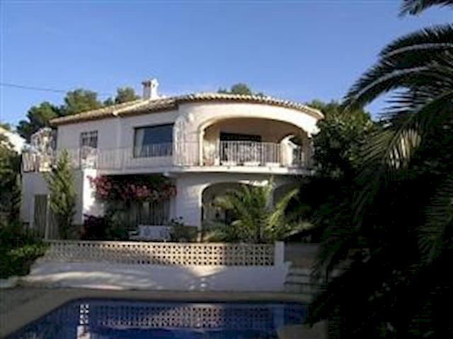 Spain, Costa Blanca North, Javea/Xàbia, Villa