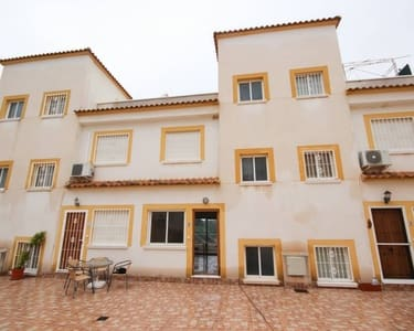 2 chambre Villa/Maison Mitoyenne à vendre à Torremendo avec piscine garage - 53 740 € (Ref: 4847605)