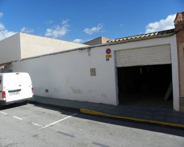 Ubebygd land til salgs i Los Montesinos - € 105 000 (Ref: 5226940)
