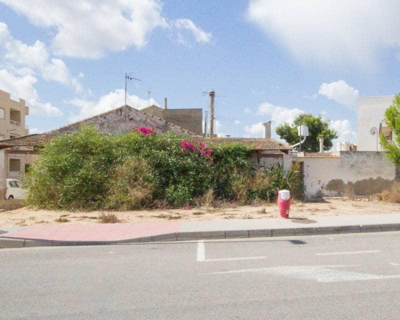 Ubebygd land til salgs i Los Montesinos - € 210 000 (Ref: 5534028)
