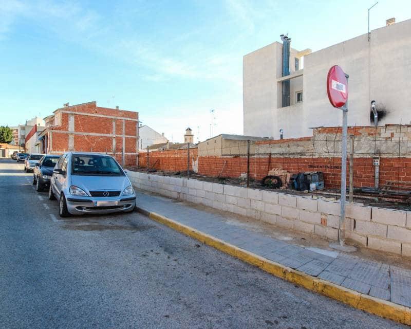 Terreno/Finca Rústica en Los Montesinos en venta - 100.000 € (Ref: 5910034)
