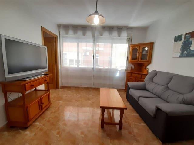 1 sovrum Lägenhet att hyra i Alicante stad - 550 € (Ref: 4476000)