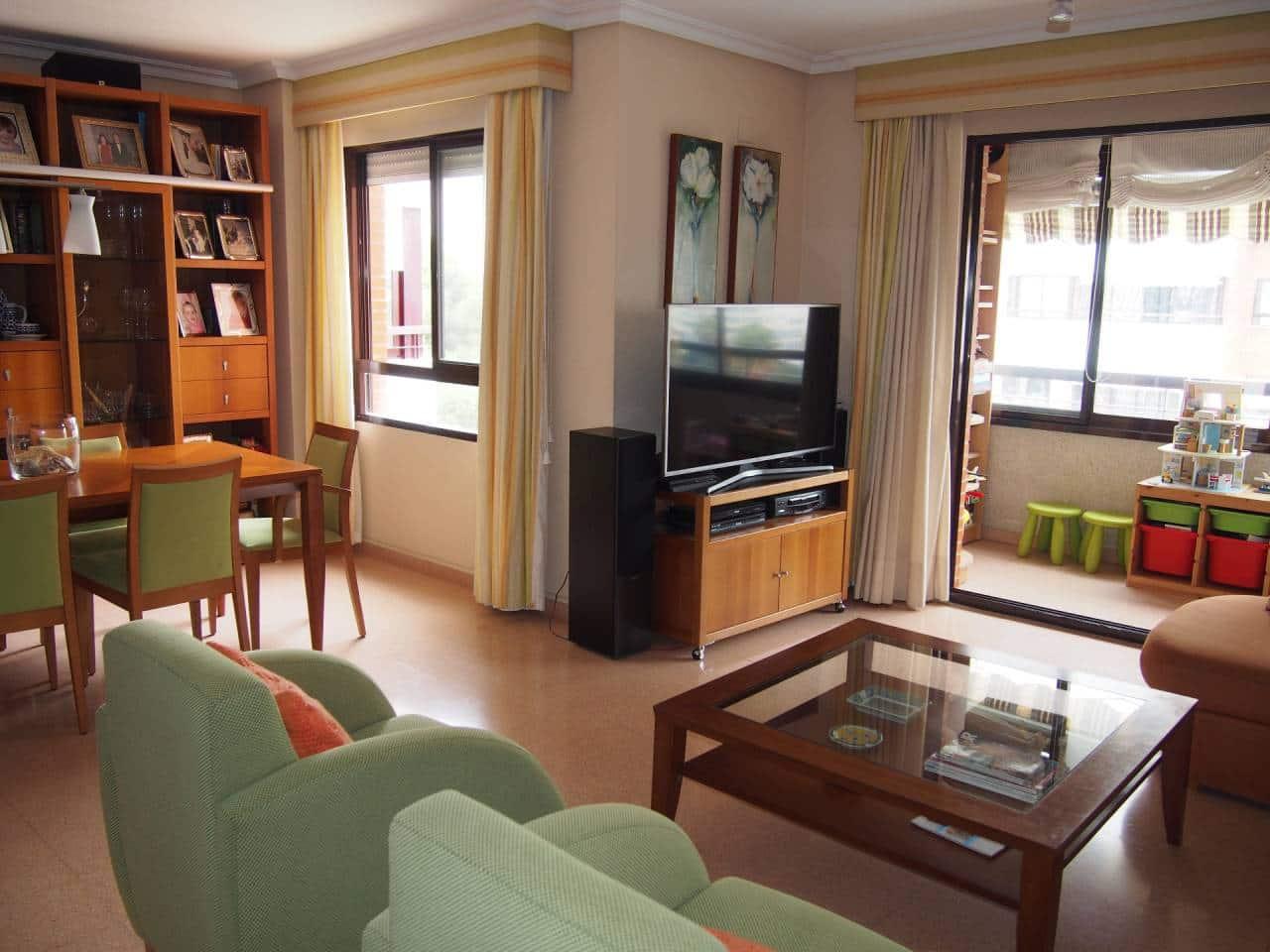 3 slaapkamer Flat te huur in Cabo de las Huertas - € 850 (Ref: 5186600)