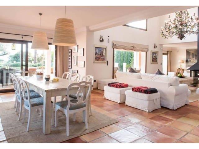 4 soverom Villa til leie i Moraira med svømmebasseng garasje - € 8 000 (Ref: 5372462)