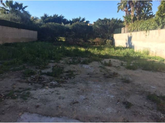 Terrain à Bâtir à vendre à Playa de San Juan - 370 000 € (Ref: 5656739)