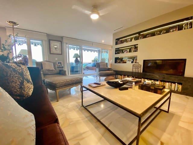 2 soveværelse Penthouse til leje i Muchamiel / Mutxamel med swimmingpool garage - € 2.200 (Ref: 5954700)