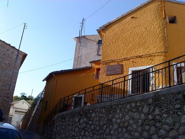 5 sovrum Finca/Hus på landet till salu i Benifato - 139 000 € (Ref: 4298396)