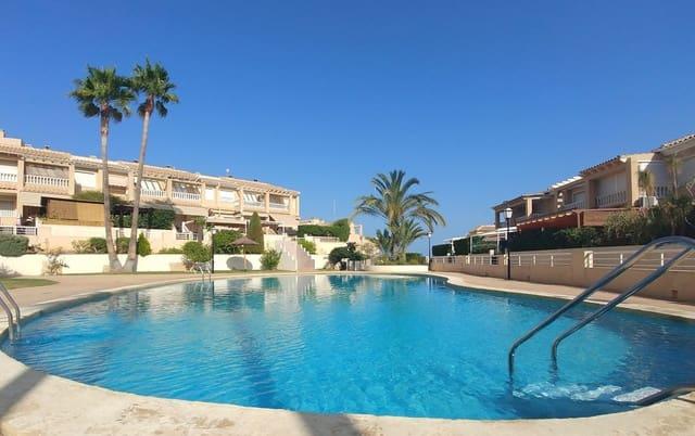 4 soveværelse Byhus til leje i Santa Pola med swimmingpool garage - € 3.700 (Ref: 4442514)
