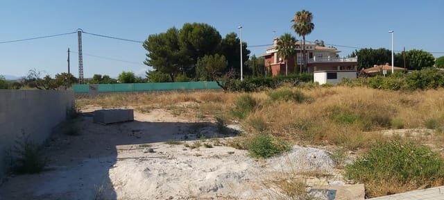 Ubebygd land til salgs i Torrellano - € 140 000 (Ref: 5428903)