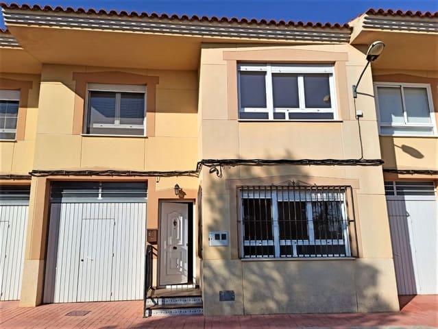 Casa de 3 habitaciones en Barrax en venta con garaje - 95.000 € (Ref: 5635574)