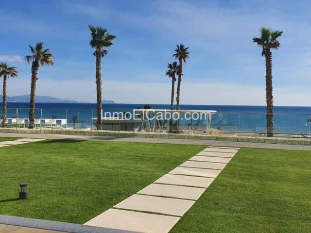 3 sovrum Lägenhet att hyra i Cabo de las Huertas med garage - 2 700 € (Ref: 6317669)