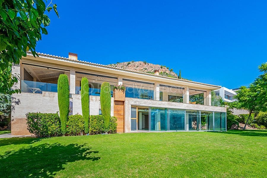 4 bedroom Villa for sale in Pucol with pool - € 2,500,000 (Ref: 5038710)
