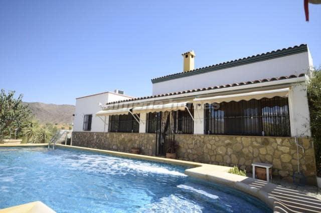 4 chambre Villa/Maison à vendre à Uleila del Campo avec piscine - 299 950 € (Ref: 5553970)