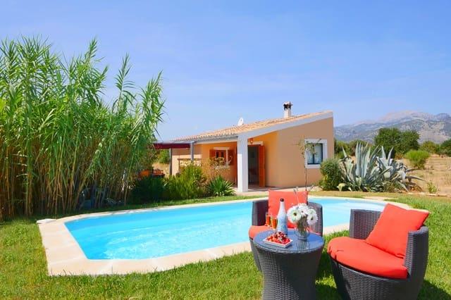 1 slaapkamer Villa te huur in Campanet met zwembad - € 1.350 (Ref: 5849211)