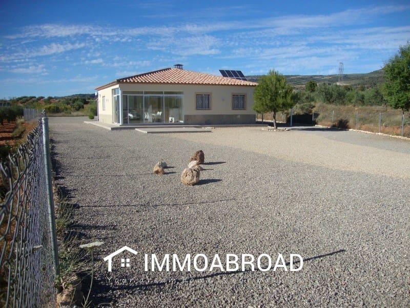 Chalet de 3 habitaciones en Teresa de Cofrentes en venta - 135.000 € (Ref: 3401772)