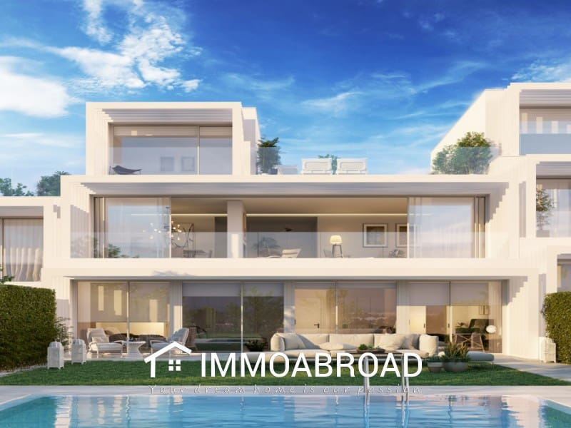 5 bedroom Townhouse for sale in Marbella - € 476,000 (Ref: 4432260)