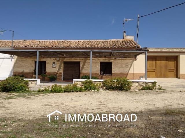 3 Zimmer Haus zu verkaufen in Alpera - 130.000 € (Ref: 4498293)