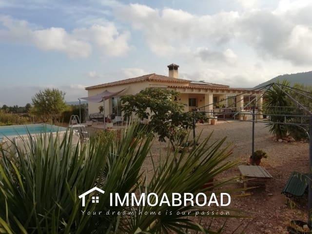 Finca/Casa Rural de 3 habitaciones en Teresa de Cofrentes en venta - 178.000 € (Ref: 4706165)