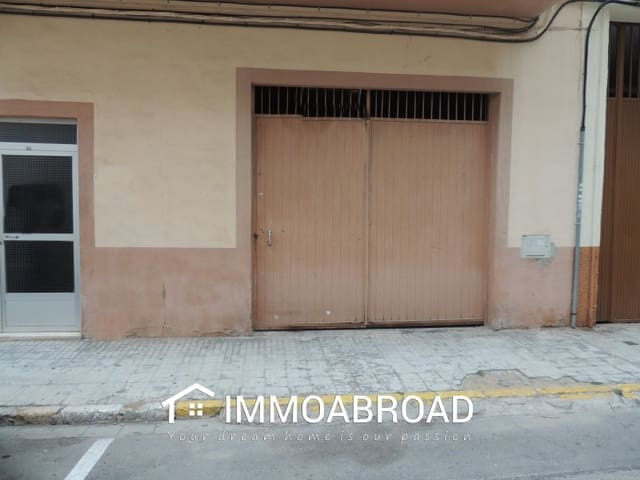Garage for sale in Oliva - € 58,000 (Ref: 5017214)