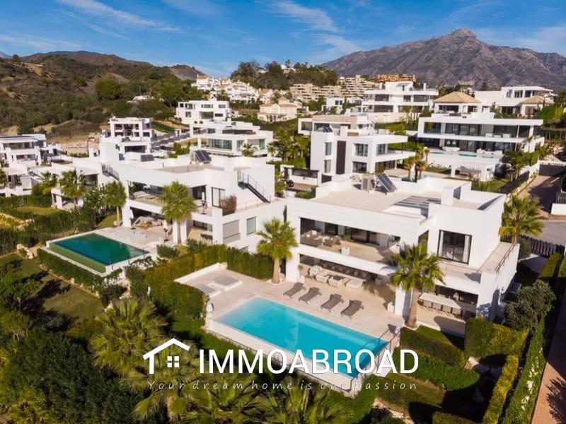 7 bedroom Villa for sale in Marbella - € 3,500,000 (Ref: 5098214)