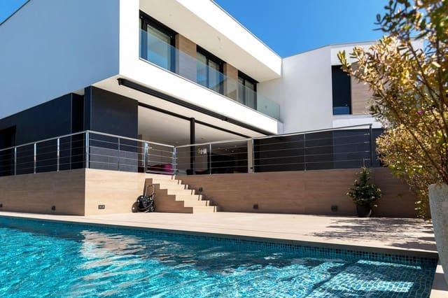 6 sypialnia Willa na kwatery wakacyjne w Platja d'Aro z basenem - 7 500 € (Ref: 5310364)