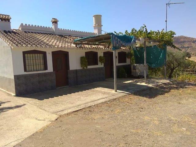 2 sypialnia Finka/Dom wiejski na sprzedaż w Alora z basenem - 120 000 € (Ref: 4151000)