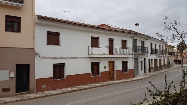 4 makuuhuone Omakotitalo myytävänä paikassa Villanueva del Trabuco - 130 000 € (Ref: 6042655)