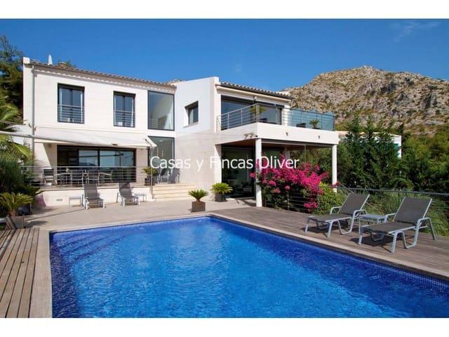 4 chambre Villa/Maison à vendre à Mal Pas-Bon Aire avec piscine garage - 1 600 000 € (Ref: 3511197)