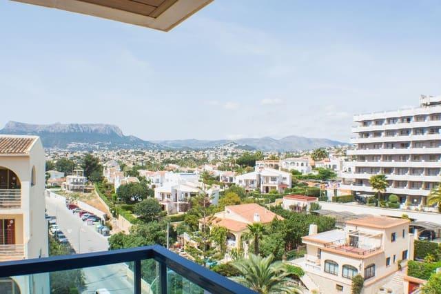 2 soveværelse Lejlighed til salg i Calpe / Calp med swimmingpool - € 276.000 (Ref: 4564391)
