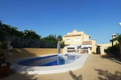5 Zimmer Doppelhaus zu verkaufen in La Nucia mit Pool - 331.000 € (Ref: 4783974)