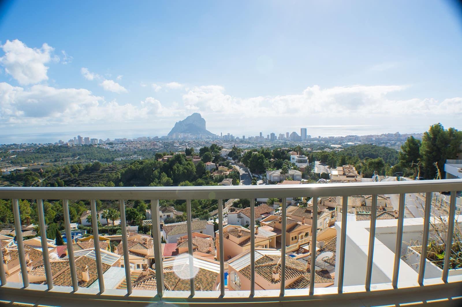 3 slaapkamer Bungalow te huur in Calpe / Calp met zwembad - € 900 (Ref: 5101126)