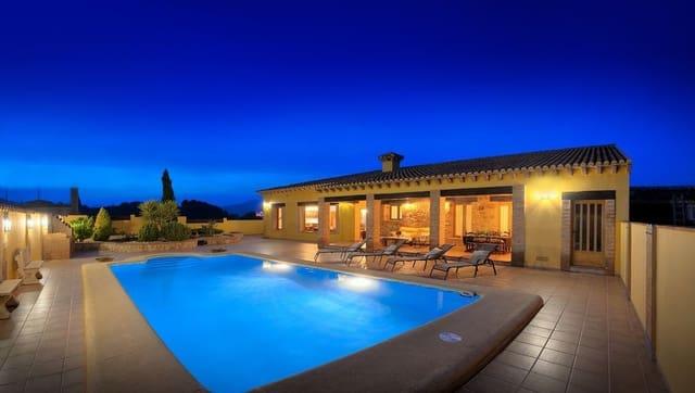 5 soveværelse Villa til leje i Lliber med swimmingpool - € 2.500 (Ref: 5276879)