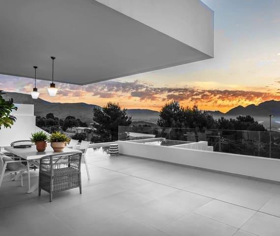 3 soveværelse Villa til salg i Polop med swimmingpool garage - € 630.000 (Ref: 5428970)