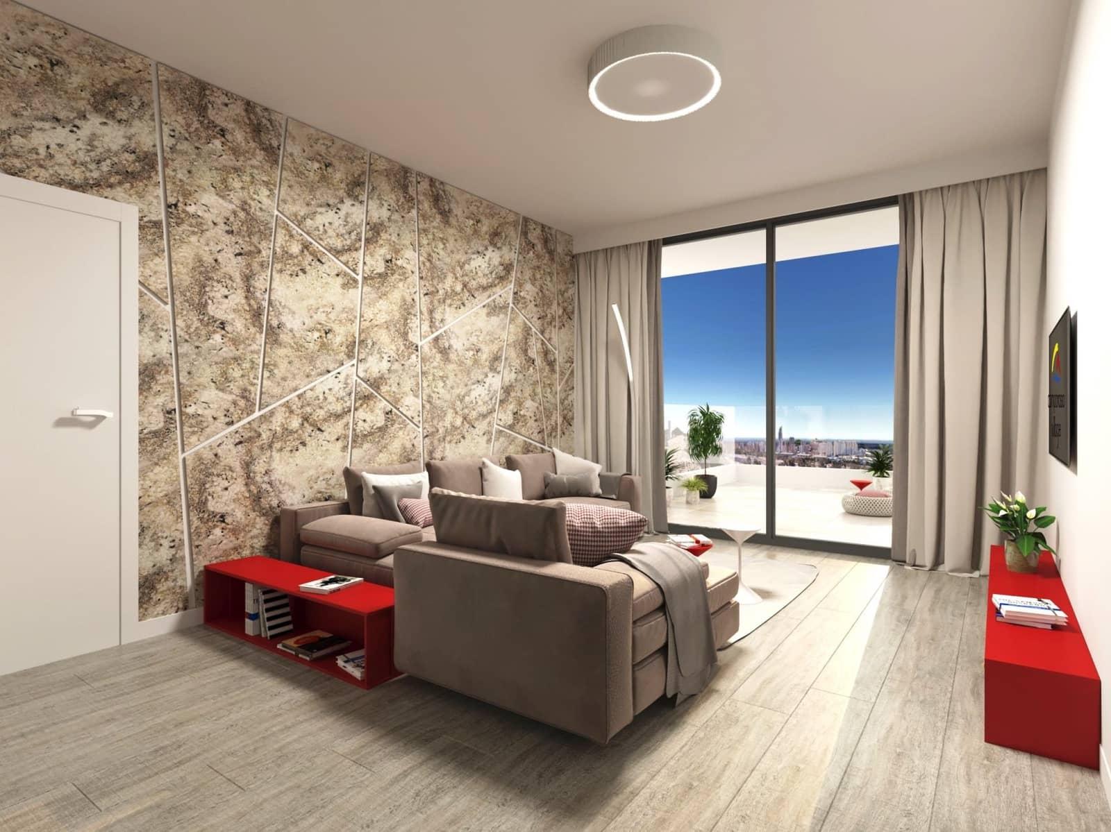 2 soveværelse Lejlighed til salg i Finestrat med swimmingpool - € 265.000 (Ref: 5507451)