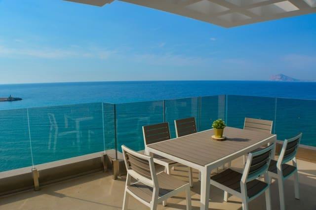 3 slaapkamer Appartement te huur in Calpe / Calp met zwembad garage - € 2.300 (Ref: 5725346)