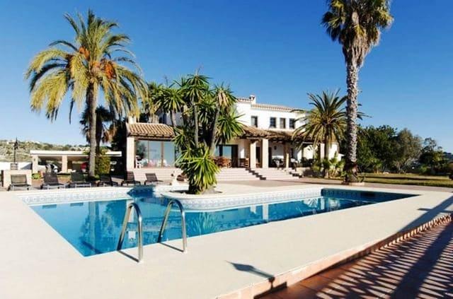 7 soveværelse Villa til leje i Benissa - € 4.500 (Ref: 6028657)